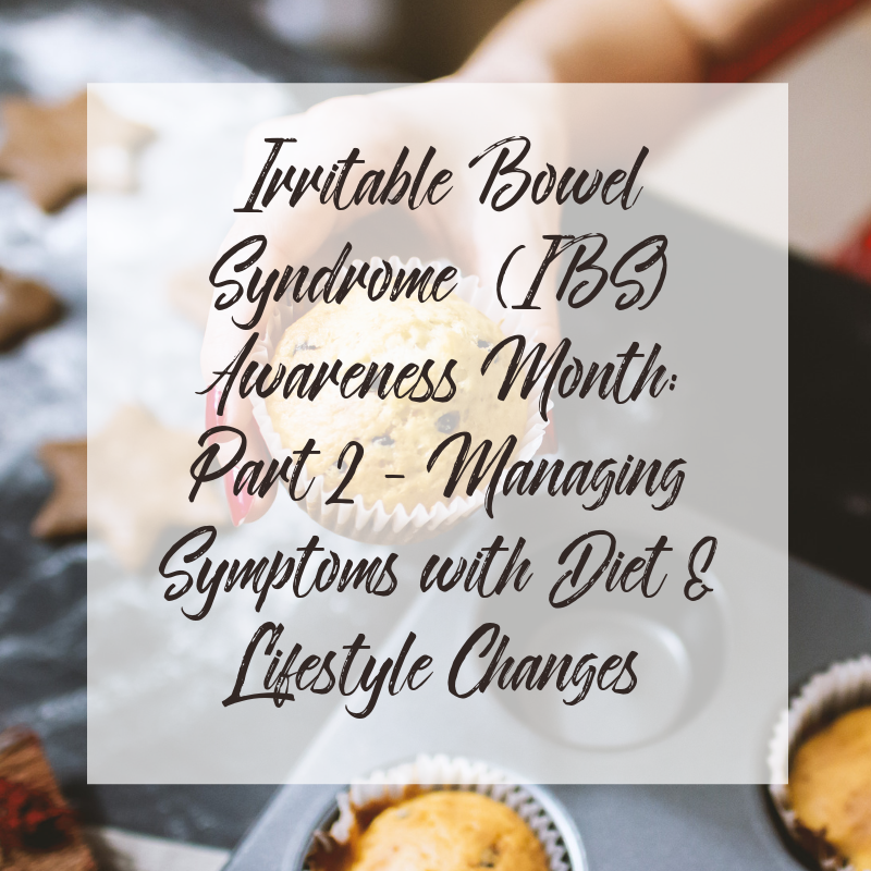 Manage IBS with Diet