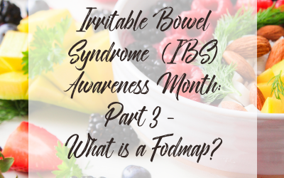What is a FODMAP?