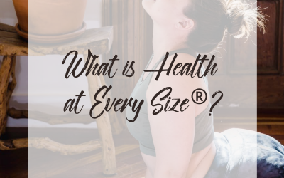 What is Health at Every Size®?